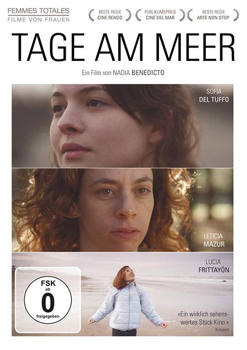 DVD Cover: Tage am Meer