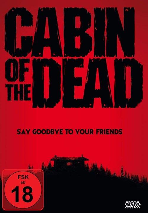 DVD Cover: Cabin of the Dead - uncut