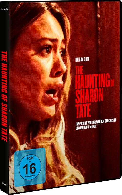 DVD Cover: The Haunting of Sharon Tate