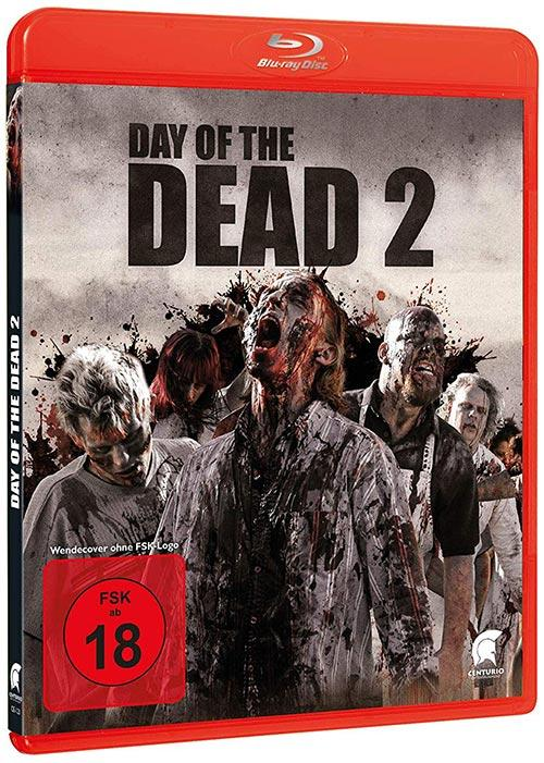 DVD Cover: Day of the Dead 2: Contagium