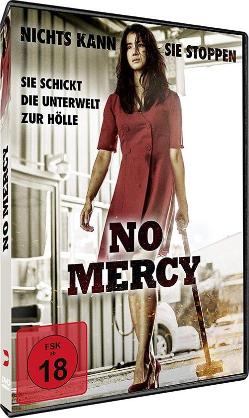 DVD Cover: No Mercy