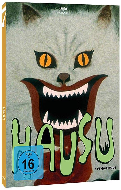 DVD Cover: Hausu - Special Edition