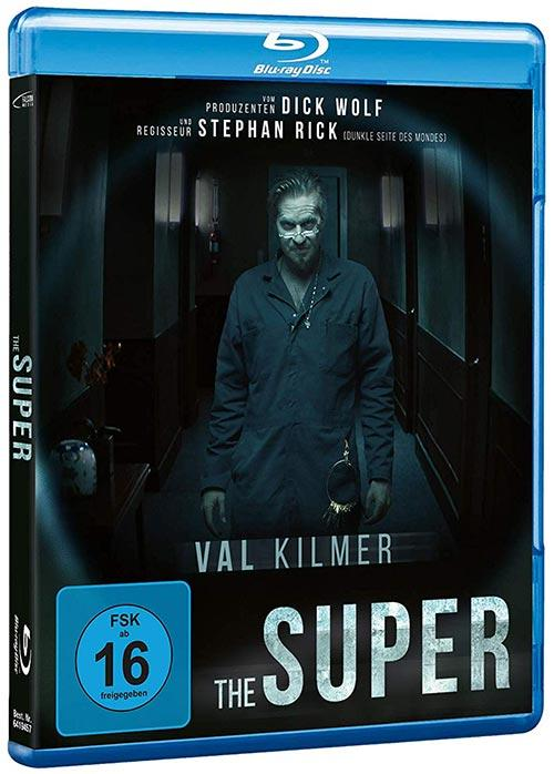 DVD Cover: The Super