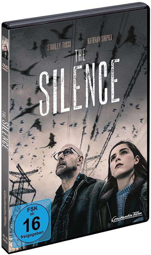 DVD Cover: The Silence