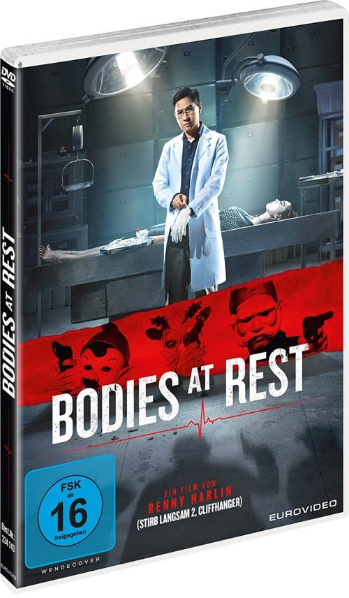 DVD Cover: Bodies at Rest
