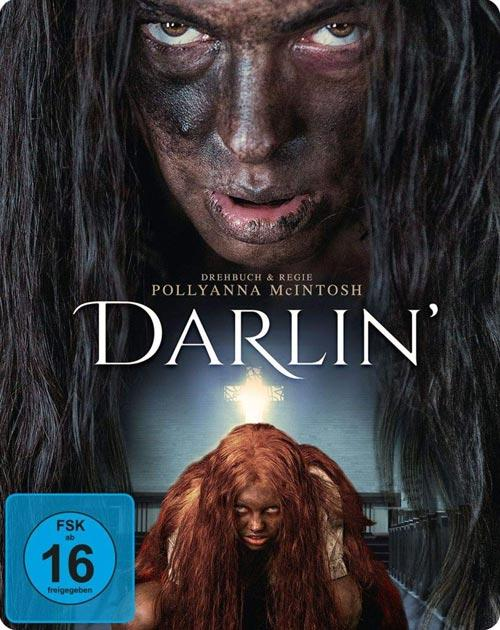 DVD Cover: Darlin' - 4K - Limited Steelbook Edition