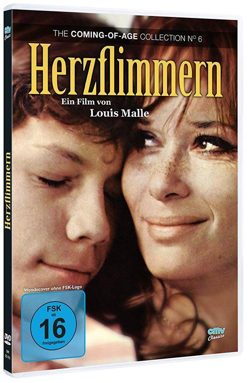 DVD Cover: Herzflimmern - The Coming-of-Age Collection No. 6