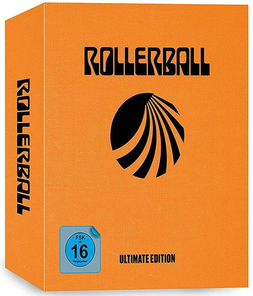DVD Cover: Rollerball - 4K - Ultimate Edition