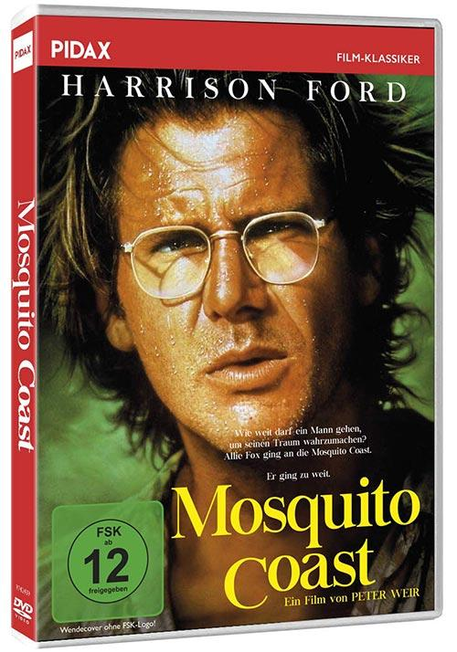 DVD Cover: Mosquito Coast