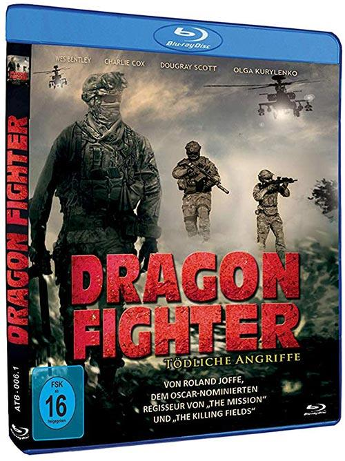 DVD Cover: Dragon Fighter