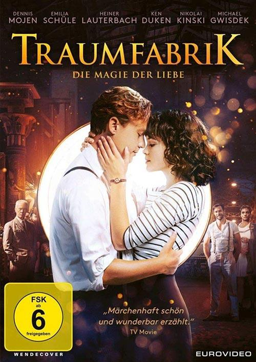 DVD Cover: Traumfabrik
