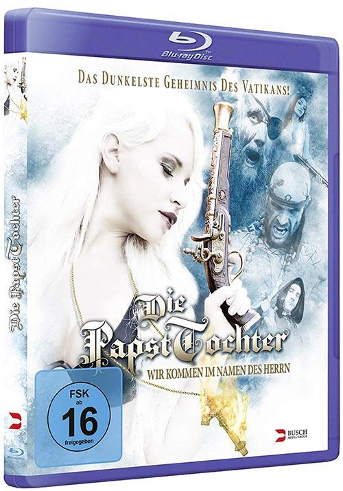 DVD Cover: Die Papsttochter