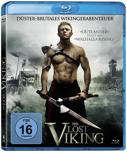 DVD Cover: The Lost Viking