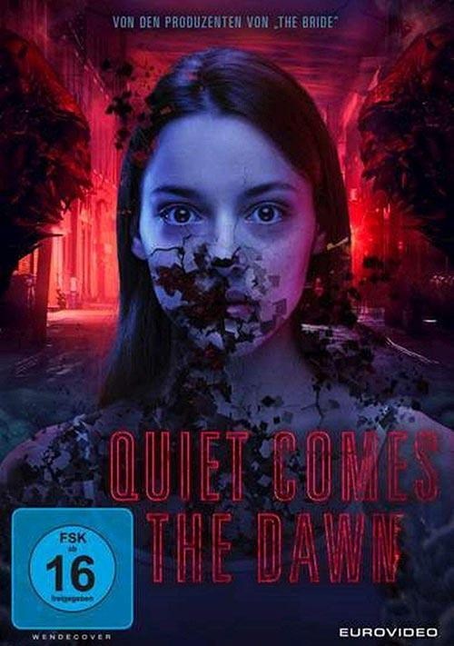 DVD Cover: Quiet comes the Dawn