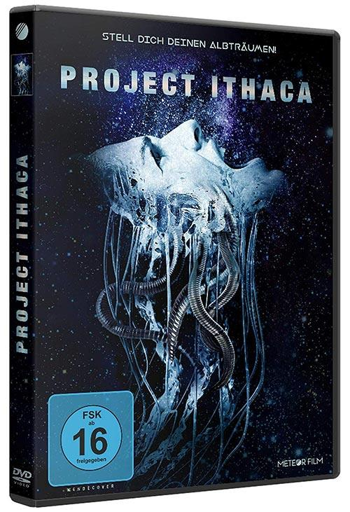 DVD Cover: Project Ithaca