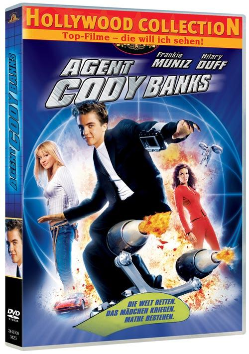 DVD Cover: Agent Cody Banks