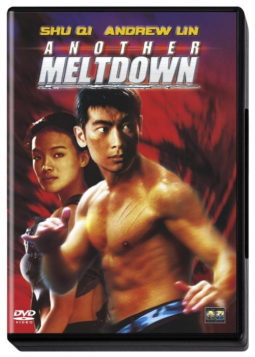 DVD Cover: Another Meltdown