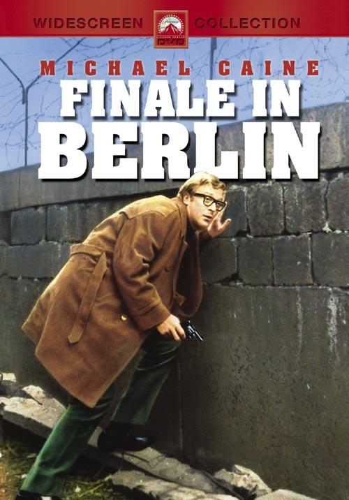DVD Cover: Finale in Berlin