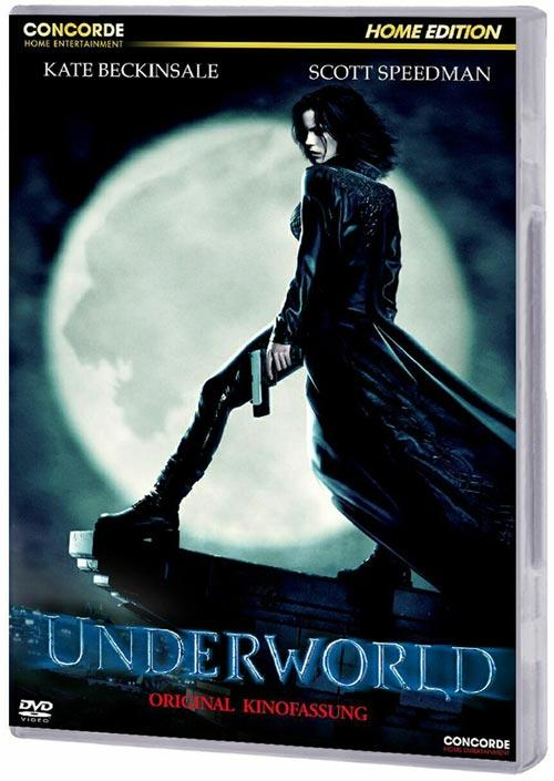 DVD Cover: Underworld - Home Edition