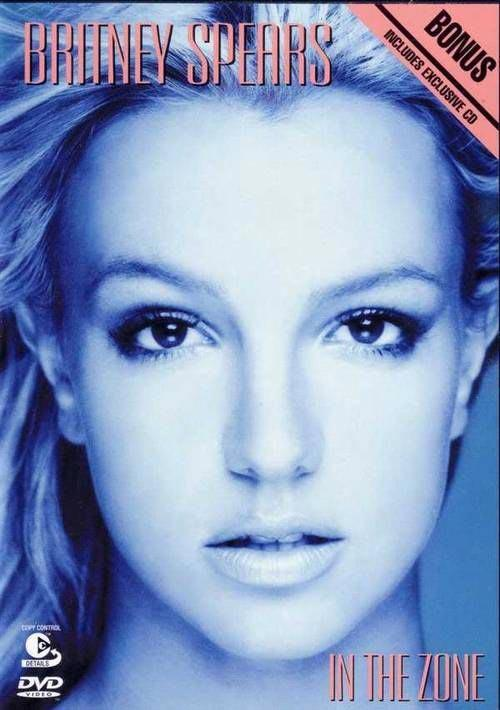 DVD Cover: Britney Spears - In the Zone