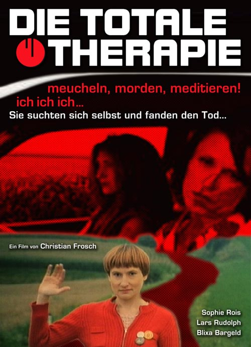 DVD Cover: Die totale Therapie