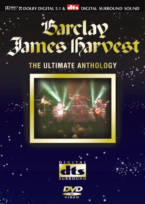 DVD Cover: Barclay James Harvest - The Ultimate Anthology