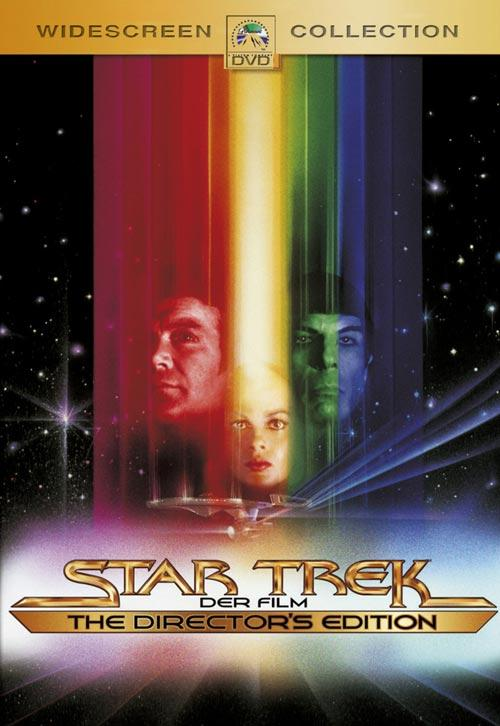 DVD Cover: Star Trek 01 - Der Film -The Director's Edition