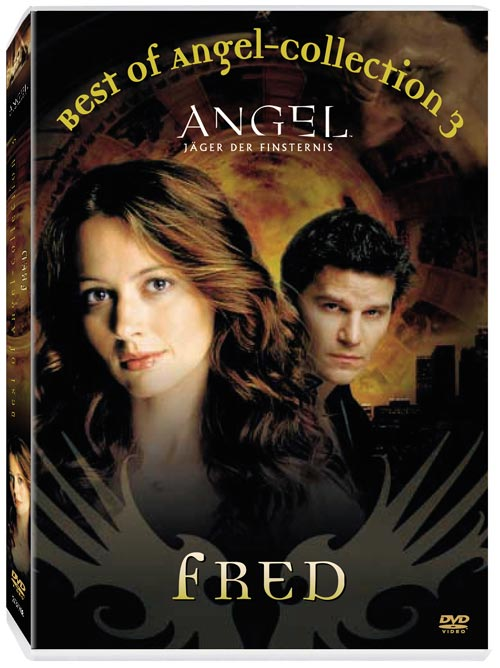 DVD Cover: Angel - Best of Angel - Collection 3 - Fred