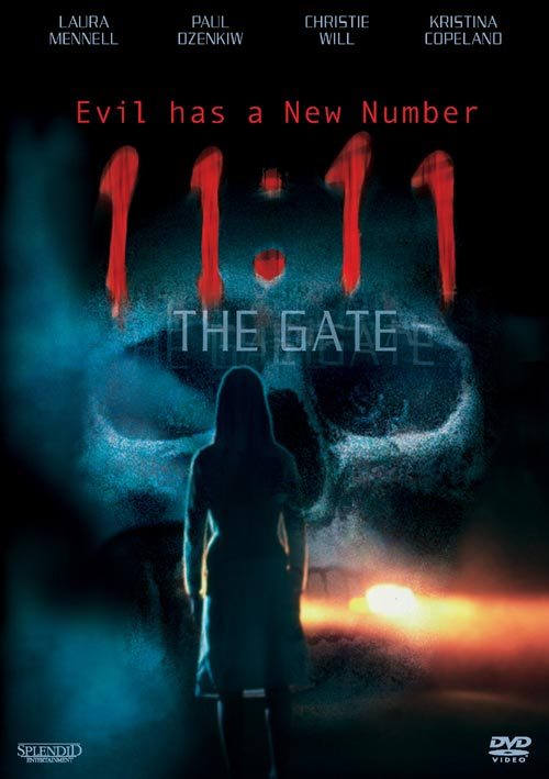 DVD Cover: 11:11 - The Gate