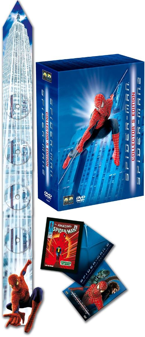 DVD Cover: Spider-Man - Collector's Edition