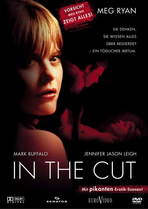 DVD Cover: In the Cut
