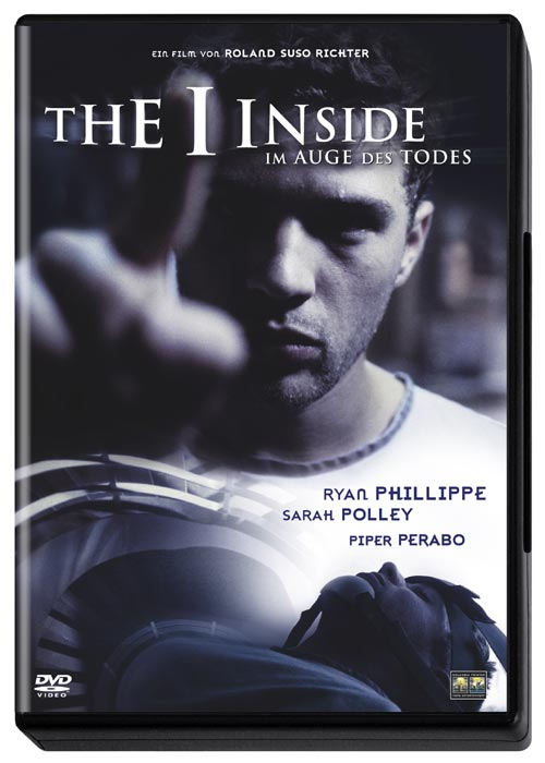 DVD Cover: The I Inside - Im Auge des Todes