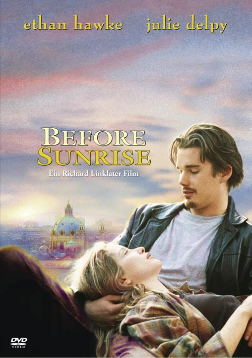 DVD Cover: Before Sunrise