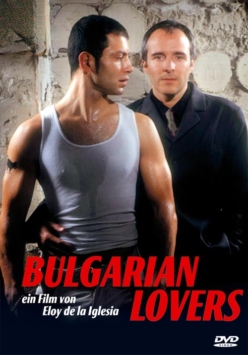 DVD Cover: Bulgarian Lovers