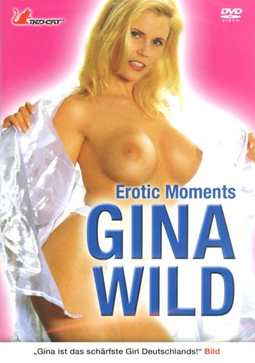 DVD Cover: Red Cat - Gina Wild - Erotic Moments