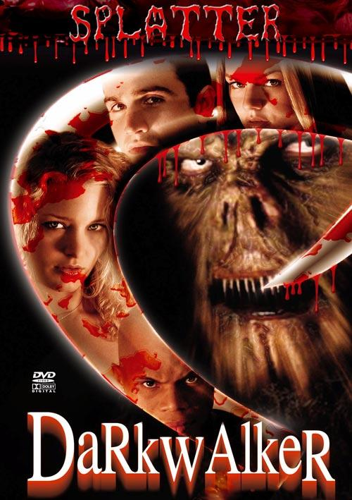 DVD Cover: Dark Walker