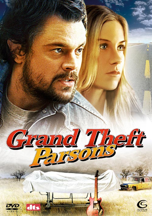 DVD Cover: Grand Theft Parsons