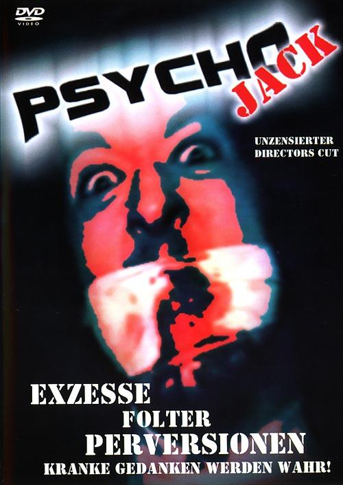 DVD Cover: Psycho Jack