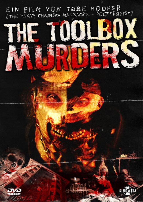 DVD Cover: The Toolbox Murders