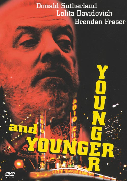 DVD Cover: Younger And Younger