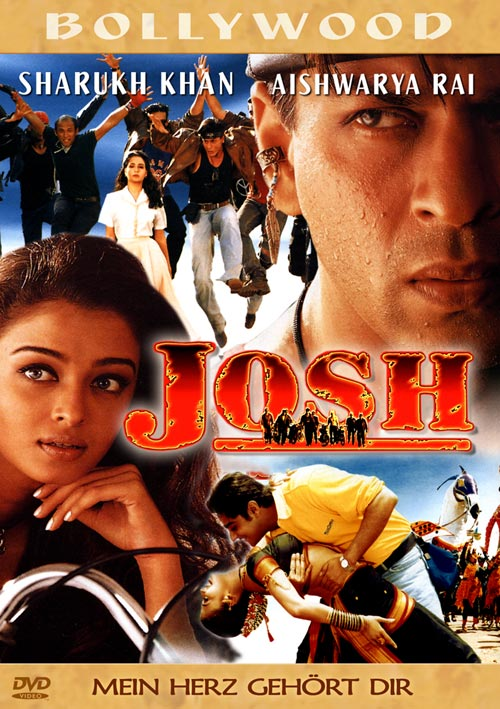 DVD Cover: Bollywood: Josh - Mein Herz geh�rt dir