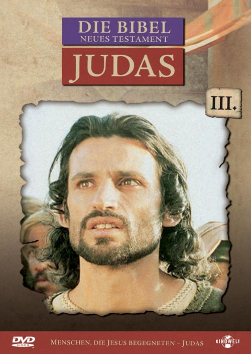 DVD Cover: Die Bibel - Neues Testament III. - Judas