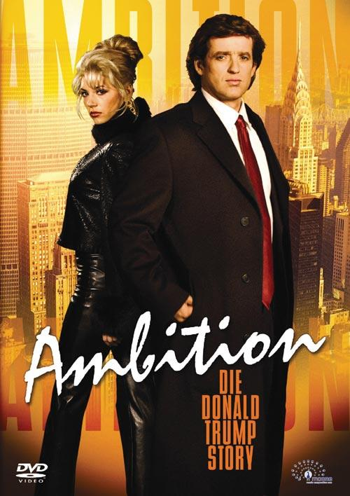DVD Cover: Ambition - Die Donald Trump Story