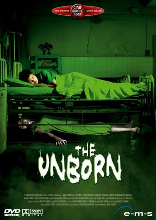 DVD Cover: The Unborn