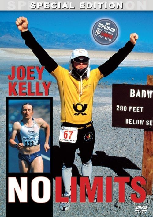 DVD Cover: Joey Kelly - No Limits - Special Edition