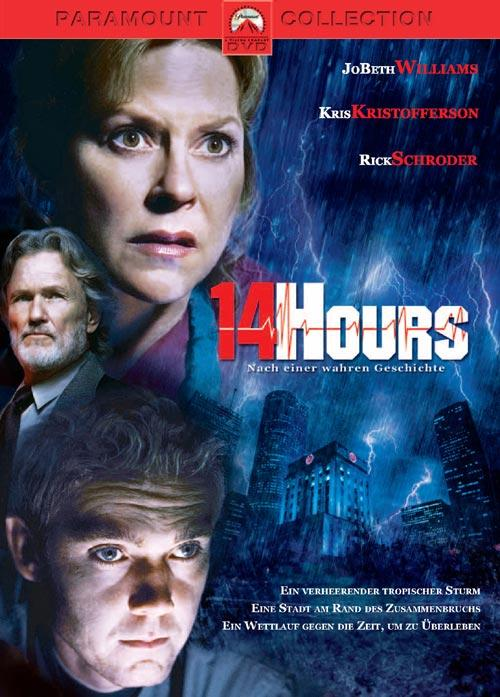 DVD Cover: 14 Hours