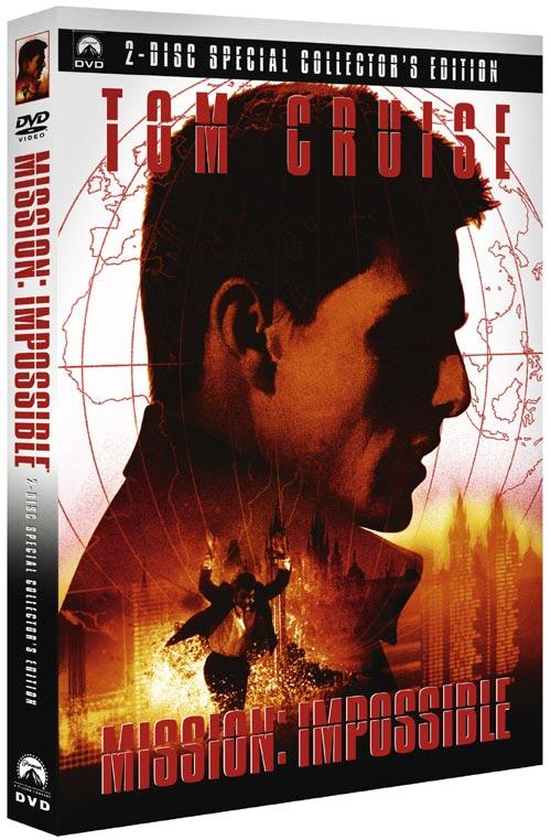 DVD Cover: Mission: Impossible - Special Collector's Edition