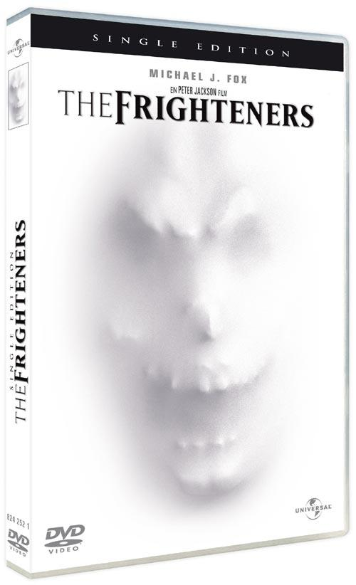 DVD Cover: The Frighteners - Single Edition