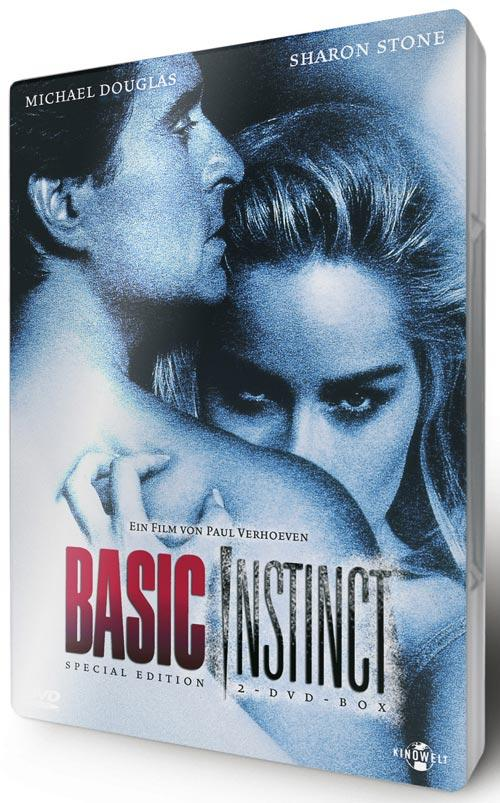 DVD Cover: Basic Instinct - Special Edition 2-DVD-Box