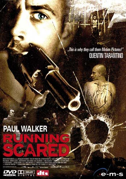 DVD Cover: Running Scared